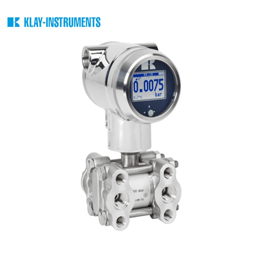Transmisor de presión diferencial totalmente inoxidable para medición de caudal DP-4000