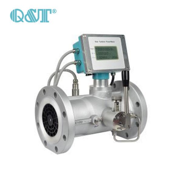 Medidor de flujo de turbina de gas